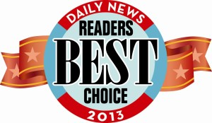 2013 Readers Choice Best Logo